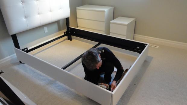 Költöztetés bútorszereléssel